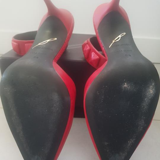B Brian Atwood Red Pumps Image 5