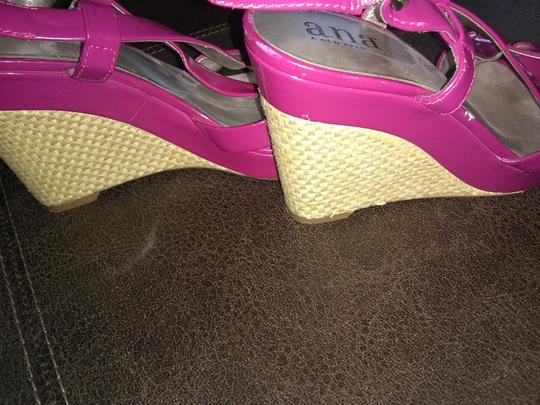 a.n.a. a new approach Pink Wedges Image 3