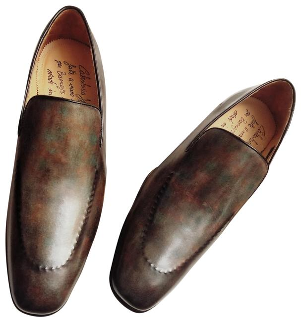 Multi Brown Loafers Formal Shoes Size US 10 Regular (M, B) Multi Brown Loafers Formal Shoes Size US 10 Regular (M, B) Image 1
