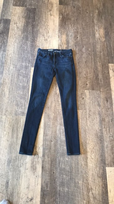AG Adriano Goldschmied Skinny Jeans-Dark Rinse Image 1