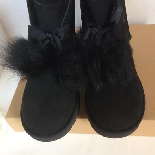 UGG New With Tags New In Box Black Boots Image 4