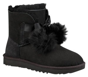 UGG New With Tags New In Box Black Boots