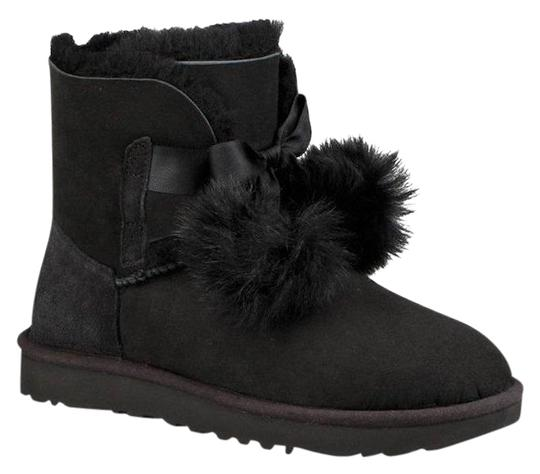 UGG New With Tags New In Box Black Boots Image 0