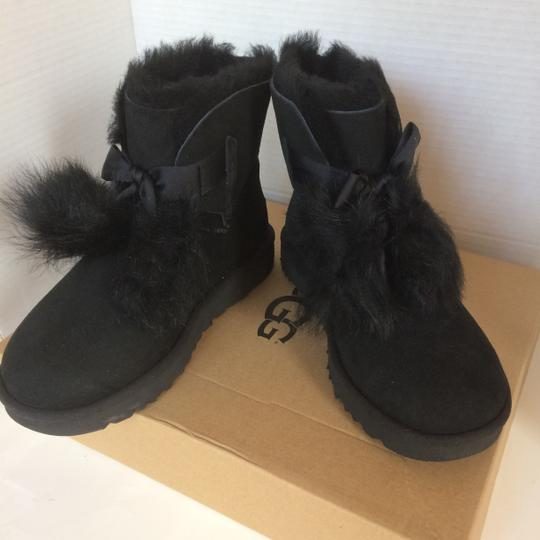 UGG New With Tags New In Box Black Boots Image 11