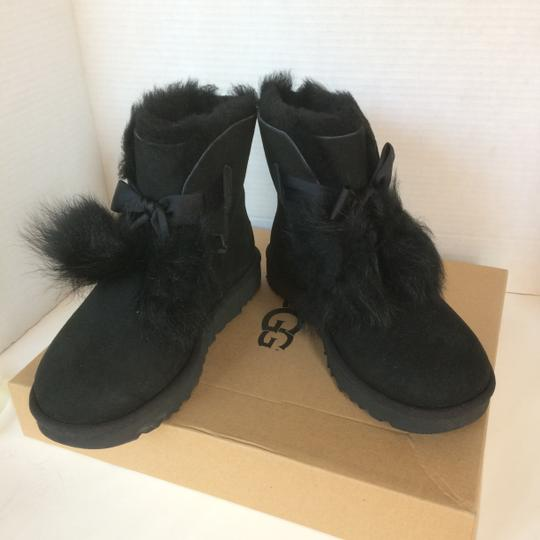 UGG New With Tags New In Box Black Boots Image 3