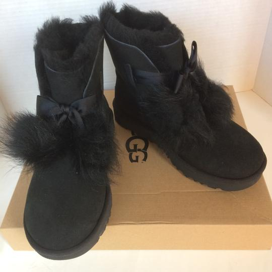 UGG New With Tags New In Box Black Boots Image 6