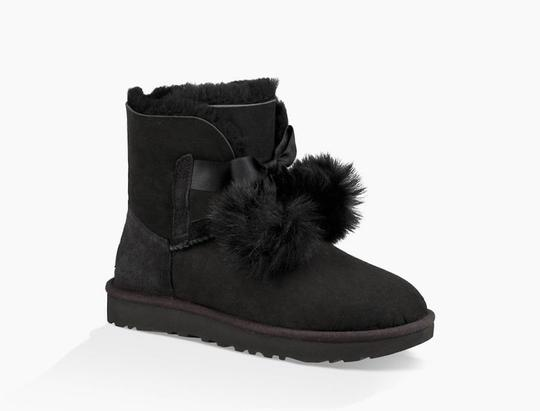 UGG New With Tags New In Box Black Boots Image 7