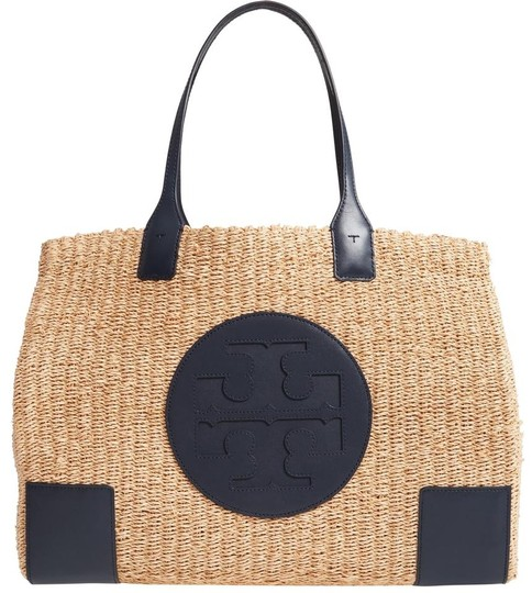 Preload https://img-static.tradesy.com/item/25760257/tory-burch-new-summer-tote-natural-navy-straw-beach-bag-0-0-540-540.jpg