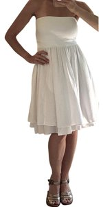 Susana Monaco short dress White on Tradesy