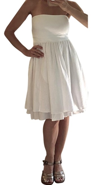 Susana Monaco short dress White on Tradesy Image 0