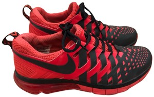 Nike red and black Athletic