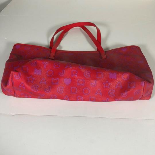Marc by Marc Jacobs Tote in Red Image 1