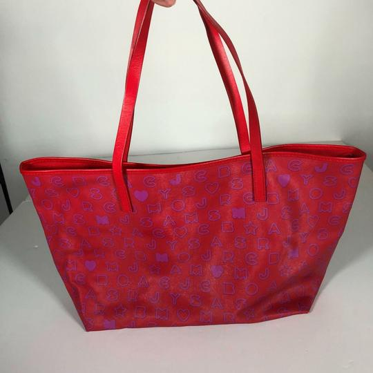 Marc by Marc Jacobs Tote in Red Image 2
