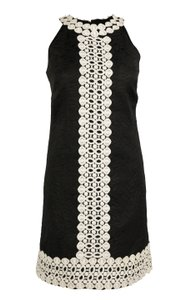 Michael Kors Polyester Cotton Embellished Dress