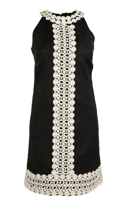 Preload https://img-static.tradesy.com/item/25760452/michael-kors-black-embellished-sleeveless-mid-length-night-out-dress-size-2-xs-0-2-650-650.jpg