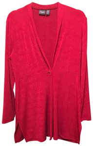 Chico's Top red