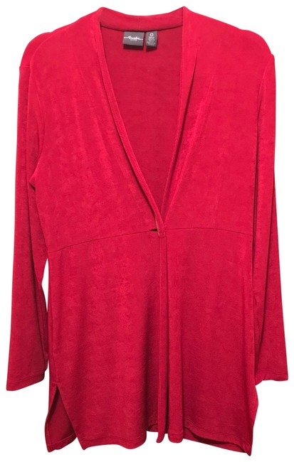 Chico's Top red Image 0