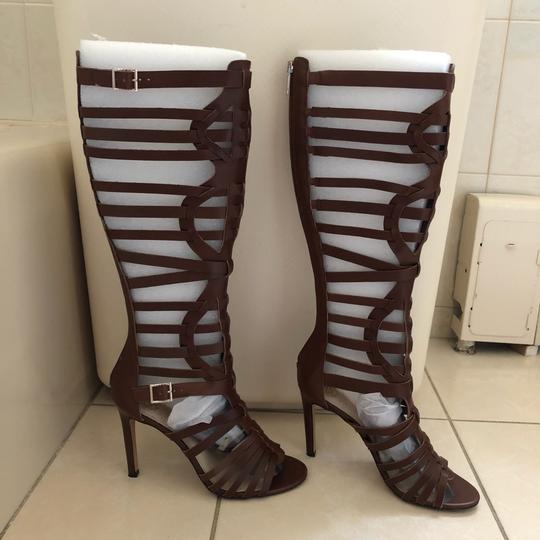 Vince Camuto brown Boots Image 3