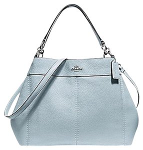 Coach New With On Shoulder Bag