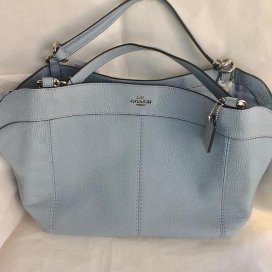 Coach New With On Shoulder Bag Image 3