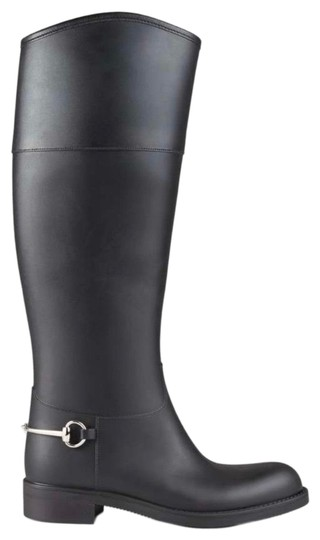 Gucci Black Boots Image 0
