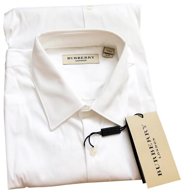 Burberry Button Down Shirt white Image 0