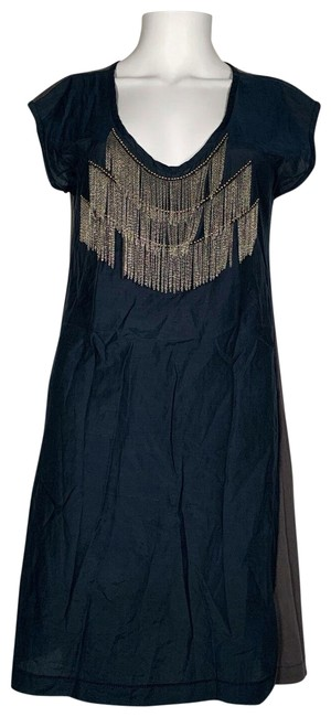 Preload https://img-static.tradesy.com/item/25760927/loomstate-multicolor-silk-chains-women-s-short-casual-dress-size-4-s-0-1-650-650.jpg