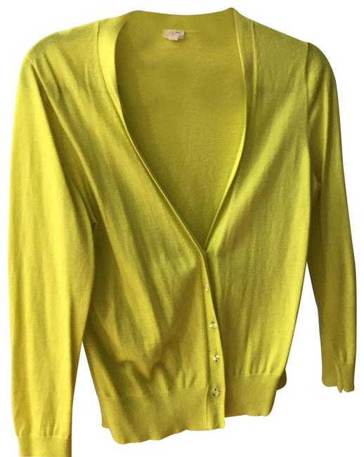 Item - Lime Green 14429 Cardigan Size 8 (M)