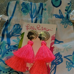 Lilly Pulitzer Lilly Pulitzer Convertible Earrings