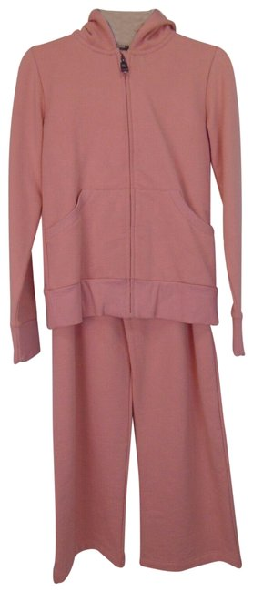 Preload https://img-static.tradesy.com/item/25761140/burberry-pink-blush-check-cotton-hooded-pants-kids-suit-set-kg7-picketty-activewear-sportswear-size-0-1-650-650.jpg