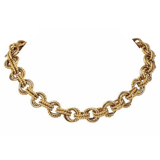 Preload https://img-static.tradesy.com/item/25761205/givenchy-golden-engraved-chain-necklace-0-1-540-540.jpg