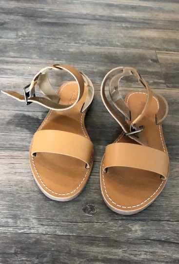 Madewell camel Sandals Image 1