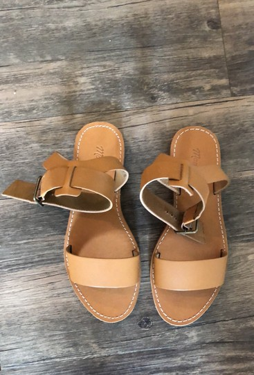 Madewell camel Sandals Image 2