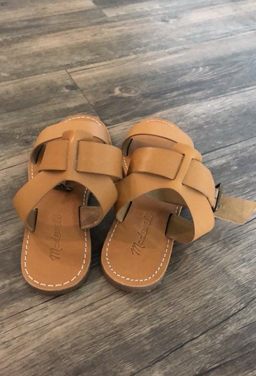 Madewell camel Sandals Image 3