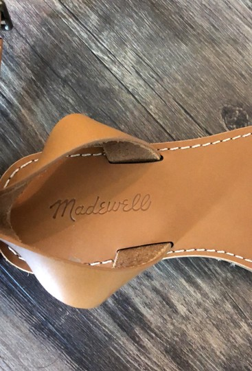 Madewell camel Sandals Image 5