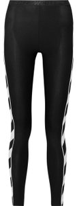 Off-White™ Striped stretch leggings IT 44