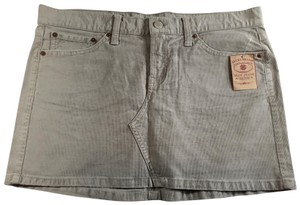 Lucky Brand Skirt Gray