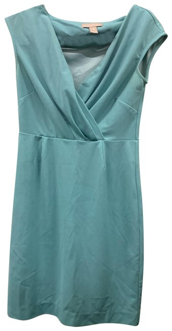 Item - Turquoise Long Work/Office Dress Size 2 (XS)