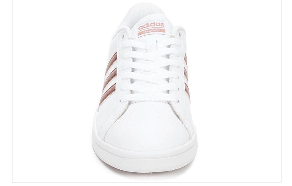 adidas shoes pink and gold, adidas NEO Cloudfoam Advantage
