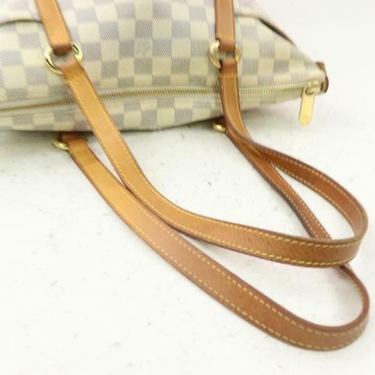 Louis Vuitton All In Neverfull Luco Vavin Tote in White Image 4