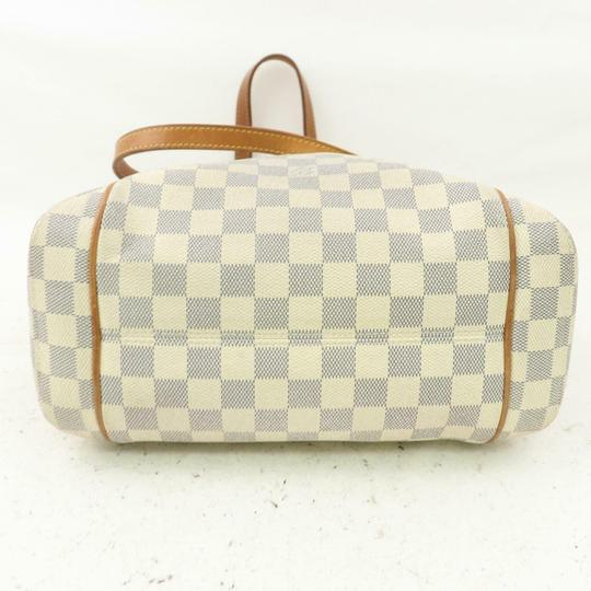Louis Vuitton All In Neverfull Luco Vavin Tote in White Image 5