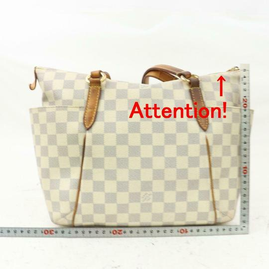 Louis Vuitton All In Neverfull Luco Vavin Tote in White Image 8