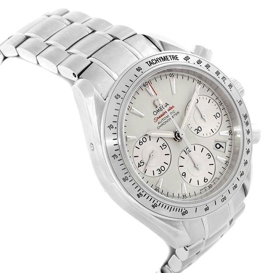Omega Omega Speedmaster Day Date Silver Dial Mens Watch 323.10.40.40.02.001 Image 3