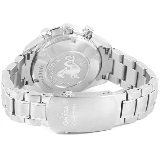 Omega Omega Speedmaster Day Date Silver Dial Mens Watch 323.10.40.40.02.001 Image 9