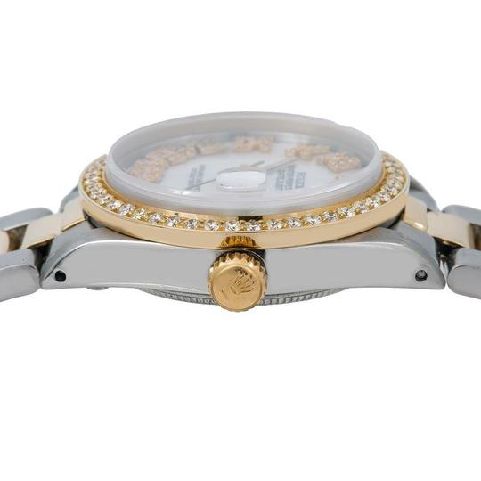 Rolex Rolex Lady-Datejust 68273 31MM Mother of Pearl Dial With Two Tone Image 3