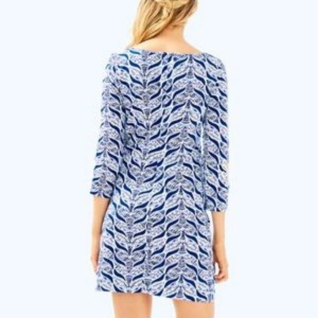 Lilly Pulitzer short dress A Mermaids Tail on Tradesy Image 2