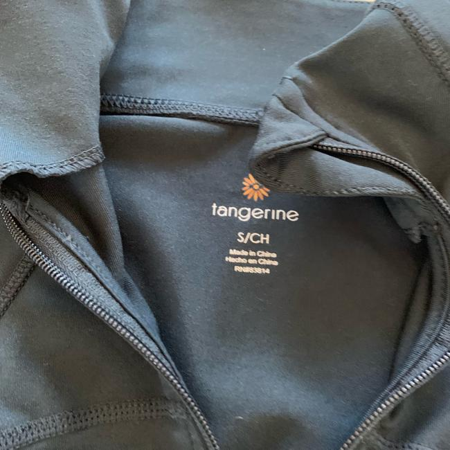 Tangerine NYC Pullover Zip Like New Image 1