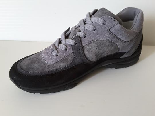 Chanel Sneakers Trainers Suede Black Athletic Image 5