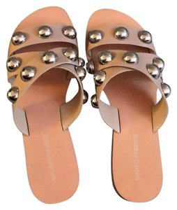 Marc Fisher nude Sandals
