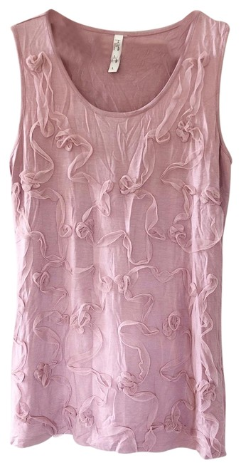 Preload https://img-static.tradesy.com/item/25764879/kische-mauve-pink-tulle-detail-tank-topcami-size-12-l-0-1-650-650.jpg